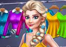 Princess Spring Closet
