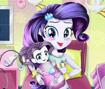 Pony Rarity Baby Birth