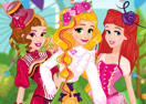Princesses Spring Funfair