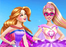 Super Barbie Wedding Fashion