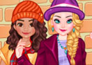 Princess Winter Outfits Lookbook