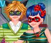 Ladybug Date Battle