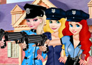 Princesses Police Day