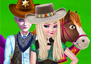 Princesses Cowboy Adventure