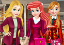 Princesses Preppy Chic