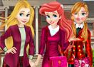 Princesses Preppy Chic