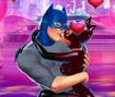 Catwoman Night Kissing