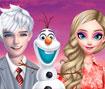 Elsa's Romantic Date