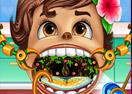 Baby Moana Throat Doctor