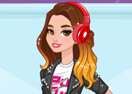 Girls Photo Shopping Dressup