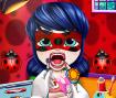 Baby Ladybug Dentist