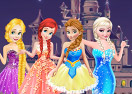 Princesses Firework Party