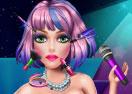 Princess Glam Rock Makeup