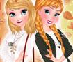 Frozen Sisters Autumn Trends