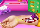 Baby Elsa Arm Surgery
