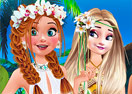 Jogo Princess Birthday in Hawaii Online Gratis