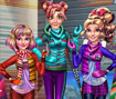 Princesses Winter Holiday
