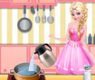 Princesses Cooking Competition