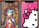 Bffs Iphone X Decoration