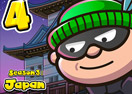 Bob The Robber 4 – Season 3: Japan