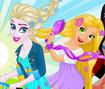 Disney Princess Tandem