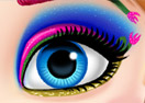 Princess Anna Eye Makeup
