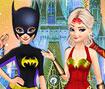 Princesses Justice League Dress
