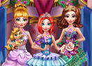 Princesses Royale Dressup