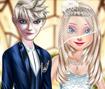 Elsa And Jack Wedding Invitation