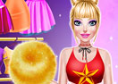 Jogo Fashionista Cheerleader Look