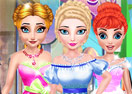 Jogar Disney Princesses New Hairstyle Gratis Online