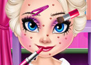 Baby Elsa Makeover