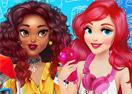Moana & Ariel: Travel in Style