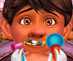 Coco Miguel At The Dentist