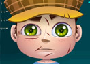 Punk Eye Surgery