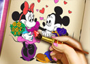 Minnie Coloring Book