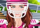 Football Babe Dressup