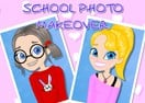 School Photo Makeover
