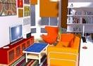 Orange Puzzle Escape
