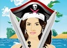 Penelope Cruz Pirates Dress Up